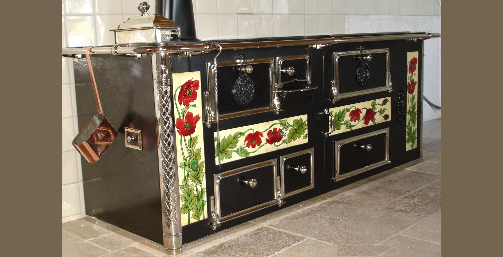 l 39 artisan du fourneau d 39 art restaurateur constructeur. Black Bedroom Furniture Sets. Home Design Ideas
